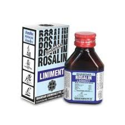 Rosalin Liniment 80ML Pack of 2
