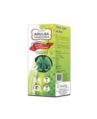Jiwadaya Adulsa Cough Syrup Pack of 2