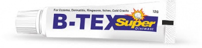 B-Tex Super 12GM Tube Pack of 6