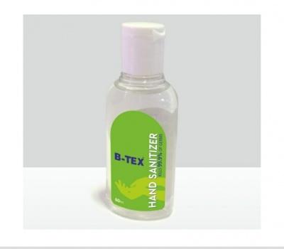 B-Tex Hand Sanitizer 60ML Pack of 6